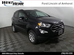 New 2019 Ford EcoSport SE Crossover FAB191049 in Getzville, NY
