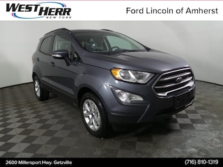 New 2019 Ford EcoSport SE Crossover in Getzville, NY