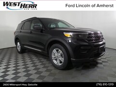 New 2020 Ford Explorer XLT SUV FAE201157 in Getzville, NY