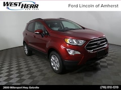New 2019 Ford EcoSport SE SUV FHB191170 in Getzville, NY