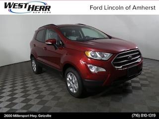 2019 Ford EcoSport SE Crossover Buffalo