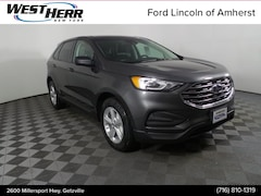 New 2019 Ford Edge SE Crossover FAH190061 in Getzville, NY