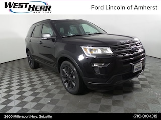 New 2019 Ford Explorer Sport SUV in Getzville, NY
