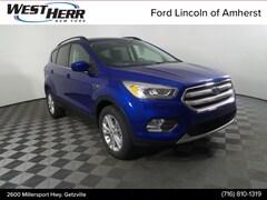 New 2019 Ford Escape SE SUV FASP191313 in Getzville, NY