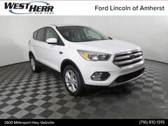 New 2019 Ford Escape SE SUV FASP191314 in Getzville, NY