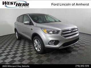 New 2019 Ford Escape SE SUV in Getzville, NY