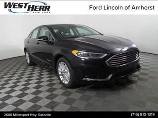 New 2019 Ford Fusion SE Sedan in Getzville, NY