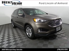 New 2019 Ford Edge SE Crossover FAH191213 in Getzville, NY