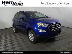 New 2019 Ford EcoSport SE Crossover FAB190619 in Getzville, NY