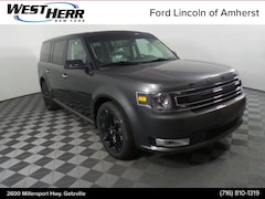New 2019 Ford Flex SEL Crossover 2FMHK6C8XKBA01204 in Rochester, New York, at West Herr Ford of Rochester