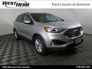 New 2019 Ford Edge SEL Crossover in Getzville, NY
