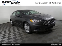 New 2019 Ford Fusion SE Sedan FAL191056 in Getzville, NY