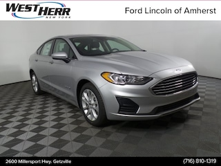 New 2019 Ford Fusion SE Sedan in Getzville, NY