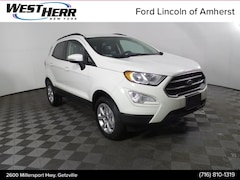 New 2019 Ford EcoSport SE Crossover FAB190883 in Getzville, NY