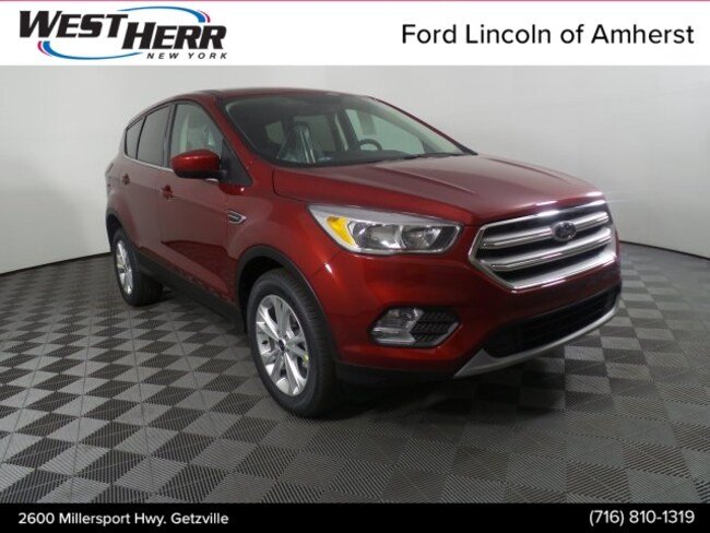 New 2019 Ford Escape SE SUV in Getzville NY