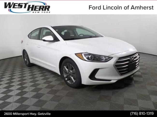 Bargain  2018 Hyundai Elantra SEL Sedan in Getzville, NY