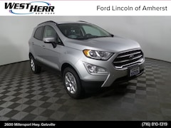 New 2019 Ford EcoSport SE Crossover FAB190714 in Getzville, NY