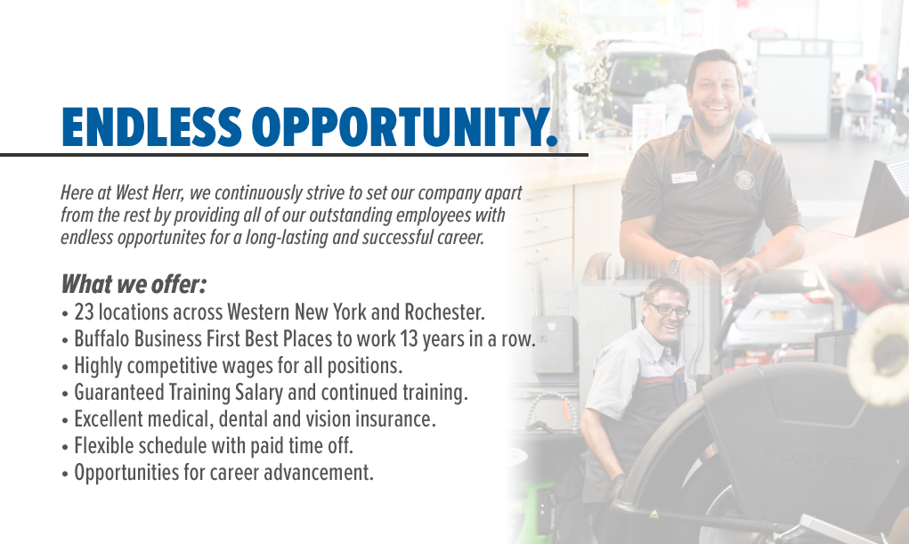 West Herr Automotive Group | Careers and Job Opportunities ...