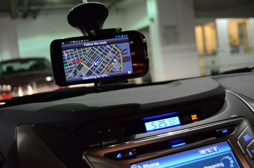 Make Your Phones' Navigation Talk to You in the Car | West