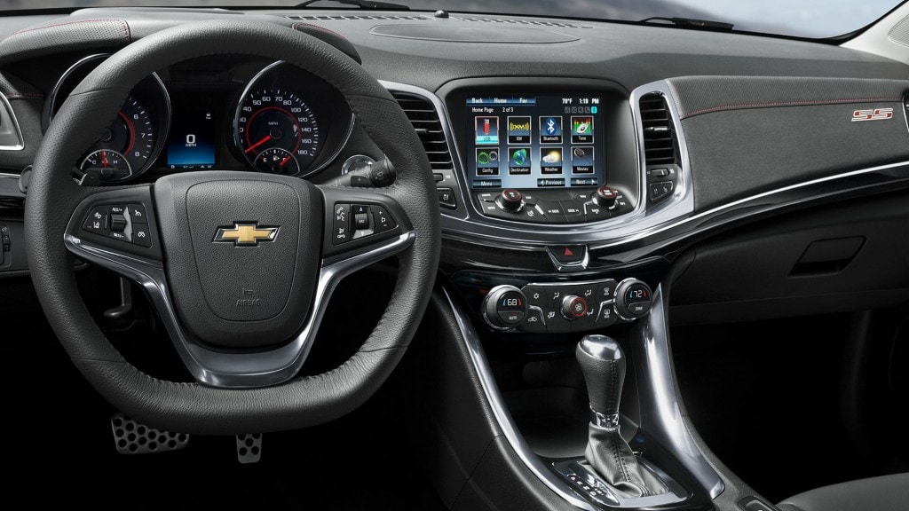 2016 chevrolet ss review west herr auto group. Black Bedroom Furniture Sets. Home Design Ideas