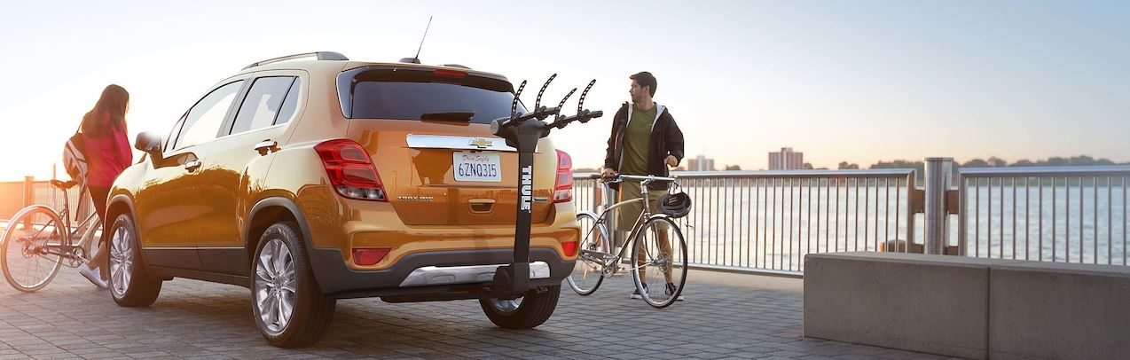 New Chevrolet Trax