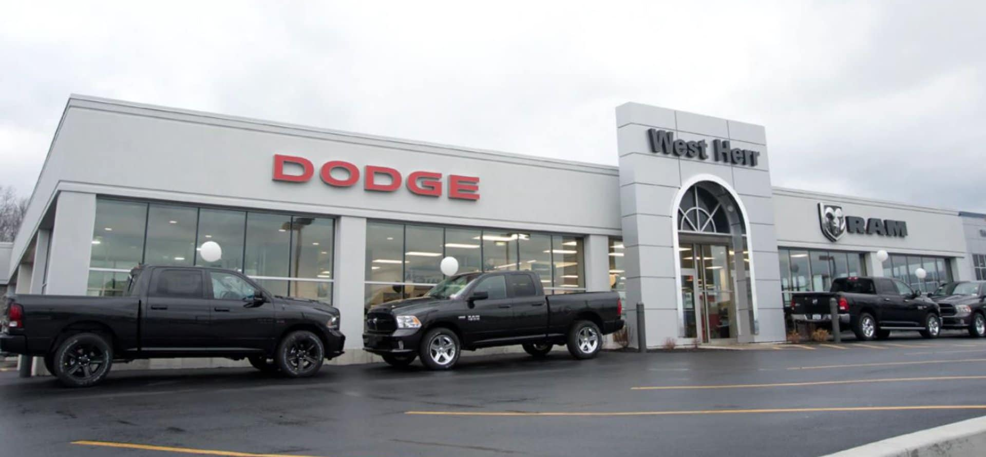 West Herr Dodge dealership