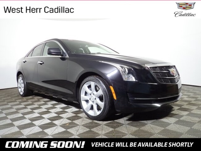 Pre-Owned 2016 CADILLAC ATS For Sale at BMW of