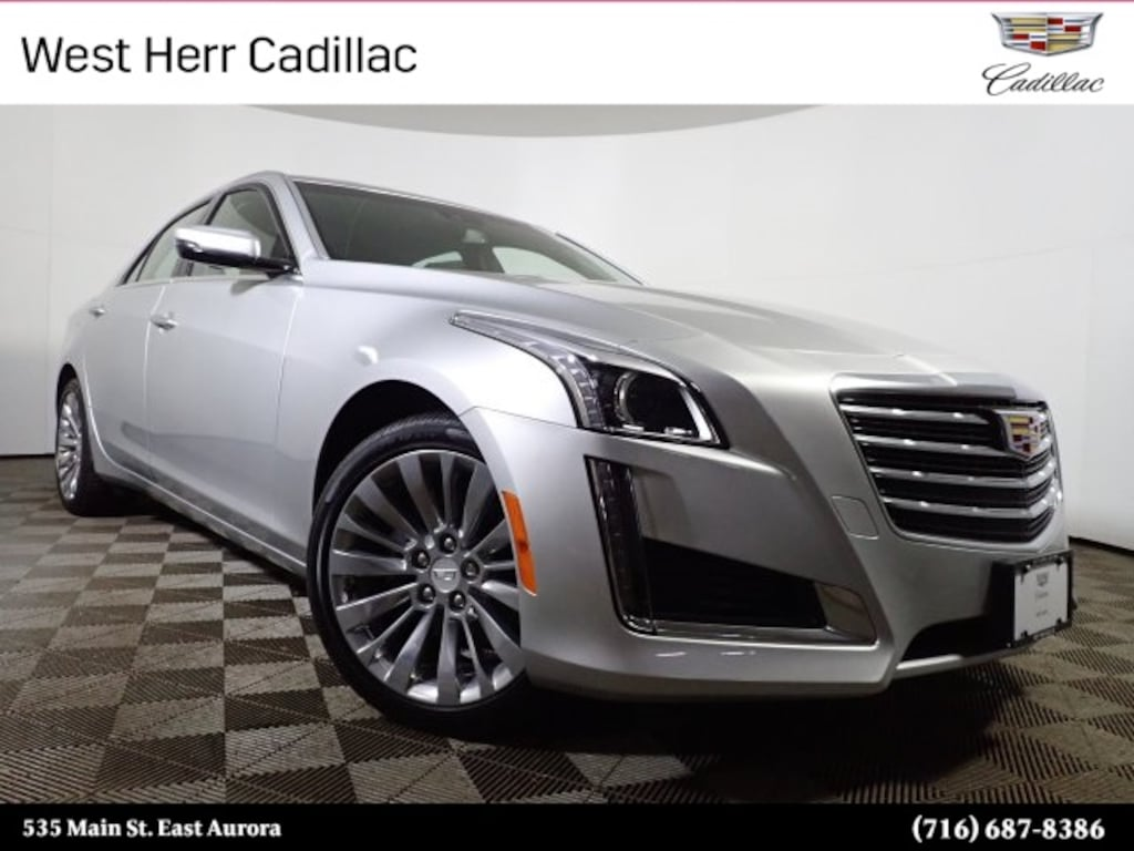 Cts For Sale >> Used 2019 Cadillac Cts For Sale In The Buffalo Ny Area West