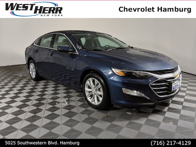 West Herr Chevy Hamburg >> New 2019 Chevrolet Malibu For Sale In The Buffalo Ny Area West