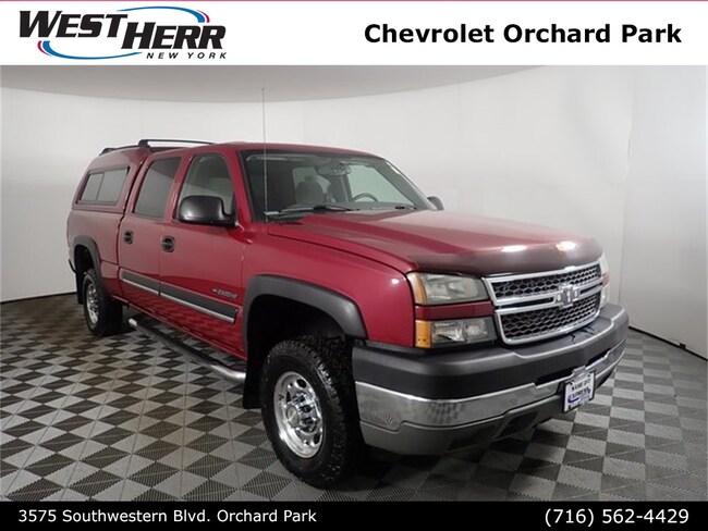Used 2005 Chevrolet Silverado 2500hd For Sale In Getzville Near
