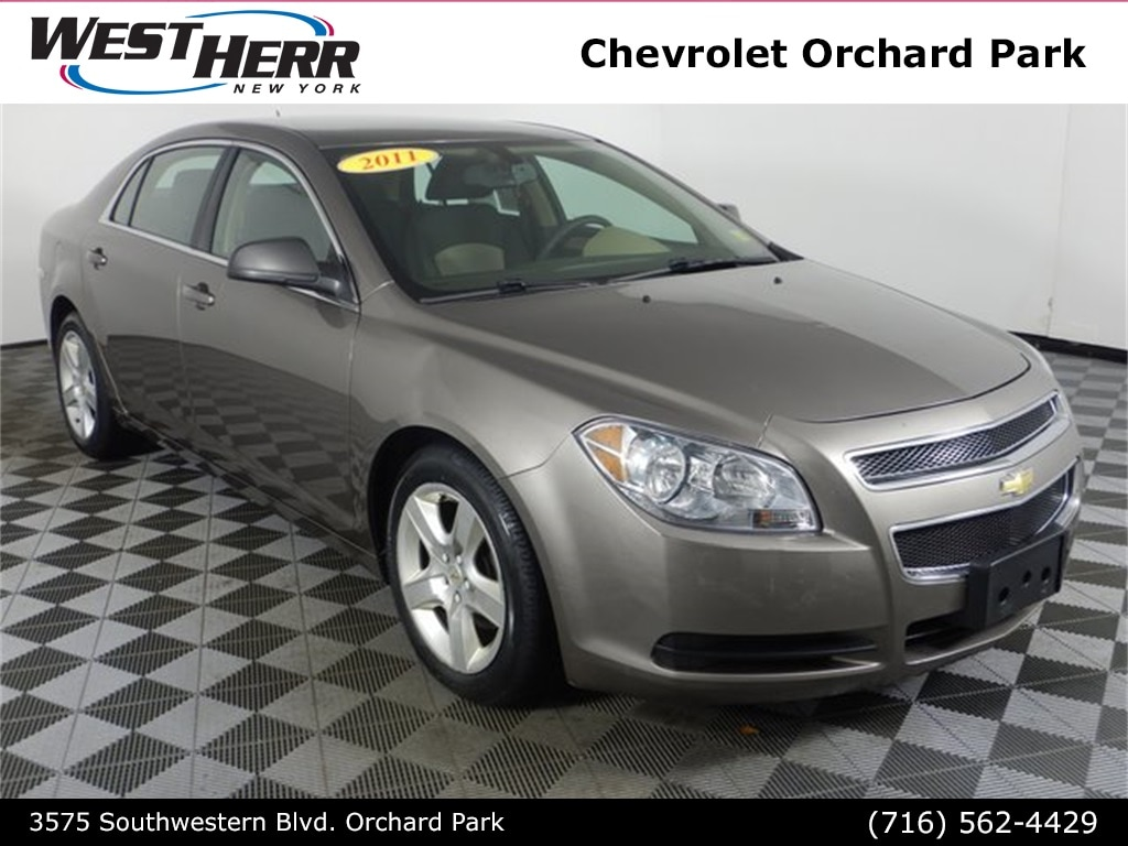 Used 2011 Chevrolet Malibu For Sale In The Buffalo Ny Area West Herr Auto Group Coe19233a
