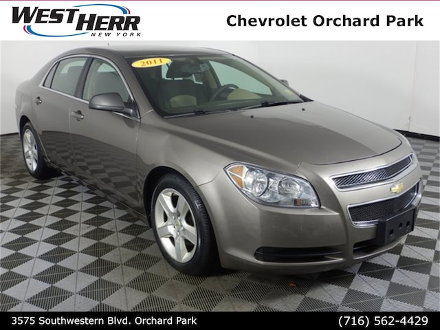 Used 2011 Chevrolet Malibu For Sale At Mercedes Benz Of Rochester Vin 1g1zb5e11bf125128