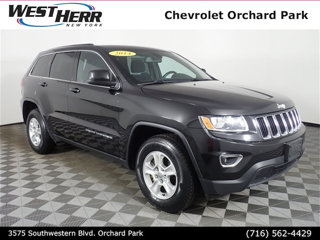 Used 2014 Jeep Grand Cherokee Laredo SUV near Buffalo, NY