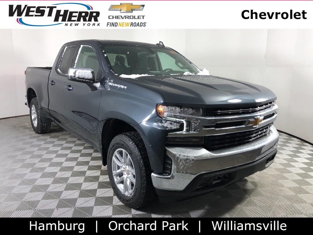 West Herr Chevy >> New 2019 Chevrolet Silverado 1500 For Sale In The Buffalo