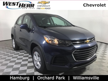 West Herr Chevy >> New 2019 Chevrolet Trax For Sale In The Buffalo Ny Area