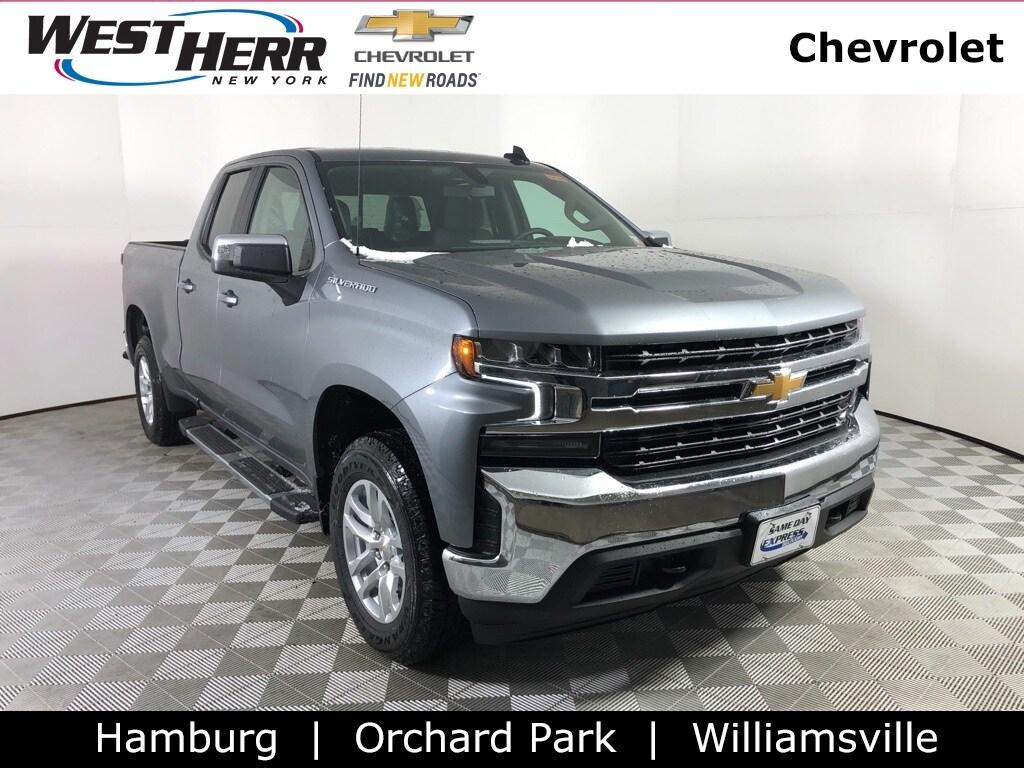 2019 Chevrolet Silverado 1500 Truck Double Cab
