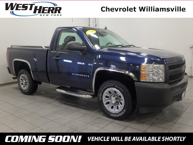 Used 2009 Chevrolet Silverado 1500 For Sale In The Buffalo Ny Area