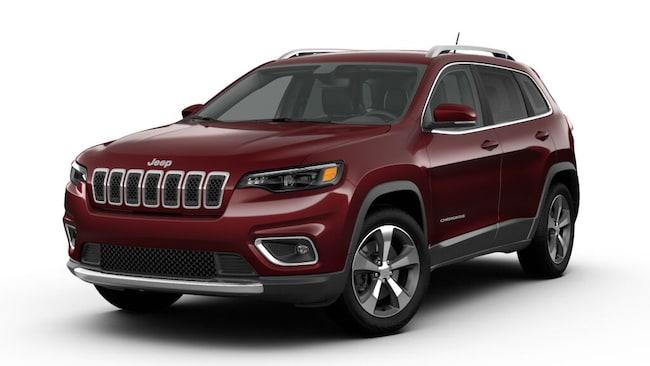 New 2019 Jeep Cherokee LIMITED 4X4 Sport Utility near Buffalo, NY