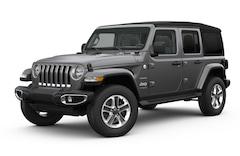 2018 Jeep Wrangler UNLIMITED SAHARA 4X4 Sport Utility Buffalo