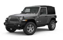 New 2018 Jeep Wrangler SPORT S 4X4 Sport Utility JOW181676 near Buffalo, NY