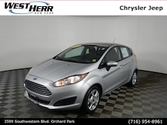 Used 2014 Ford Fiesta SE Hatchback JOM19882A 3FADP4EJ0EM149024 in Rochester, NY