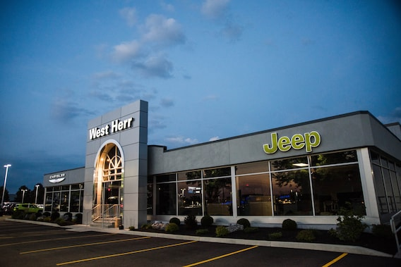 West Herr Used Cars >> About West Herr Chrysler Jeep New Jeep Chrysler Used