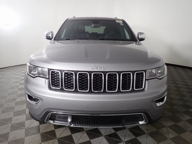 New 2019 Jeep Grand Cherokee LIMITED 4X4 Sport Utility near Buffalo, NY