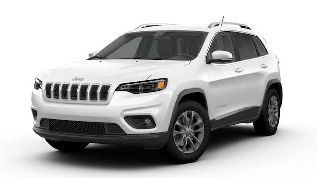 New 2019 Jeep Cherokee LATITUDE PLUS 4X4 Sport Utility near Buffalo, NY