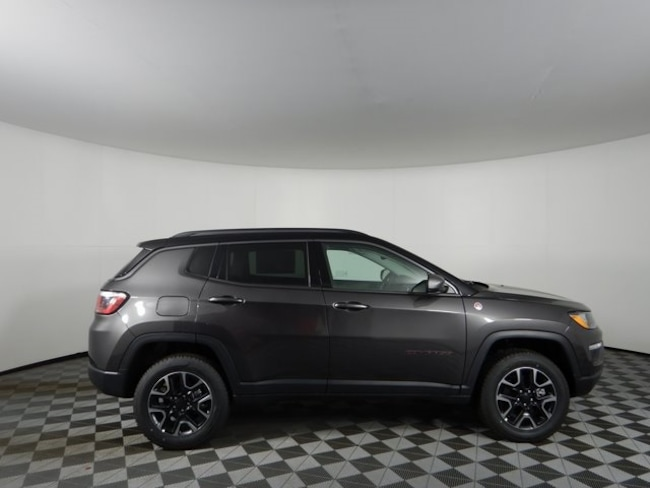 new 2019 jeep compass trailhawk 4x4 for sale in orchard park ny near buffalo niagara falls. Black Bedroom Furniture Sets. Home Design Ideas