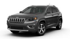 New 2019 Jeep Cherokee LIMITED 4X4 Sport Utility JOC191989 near Buffalo, NY