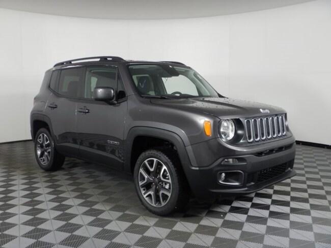 New 2018 Jeep Renegade LATITUDE 4X4 Sport Utility near Buffalo, NY