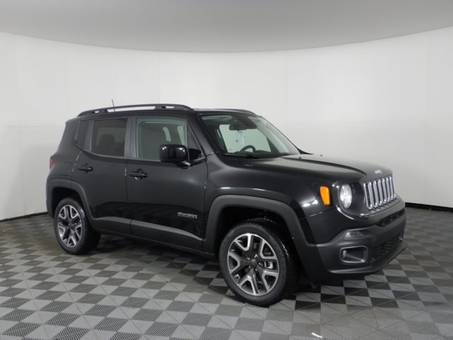 New 2018 Jeep Renegade LATITUDE 4X4 Sport Utility near Buffalo, NY