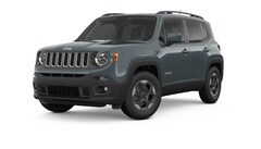 New 2018 Jeep Renegade LATITUDE 4X4 Sport Utility JOR182116 near Buffalo, NY
