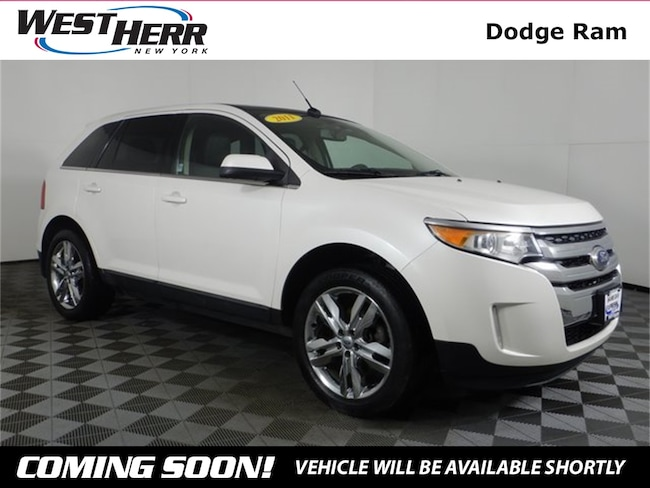 Used 2011 Ford Edge Limited SUV near Buffalo